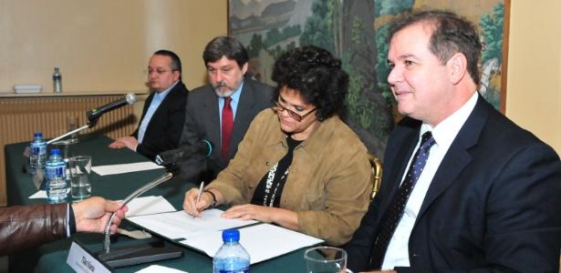 Ministra do Meio Ambiente assina acordos com AC e MT para reduzir desmatamento na Amazônia - Paulo de Araújo/MMA