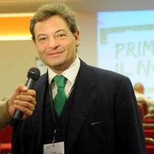O conselheiro regional da Lombardia Fabio Rizzi
