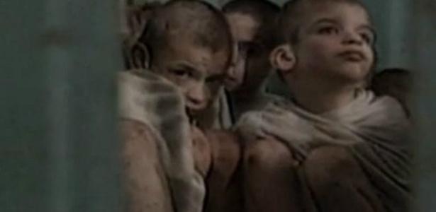 Orfanatos foram descobertos após fim do governo do líder comunista Ceausescu