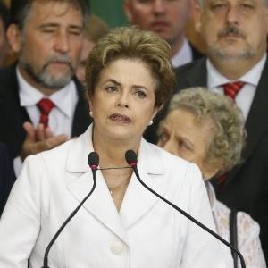 Dilma nomeou profissionais para sua equipe durante o afastamento