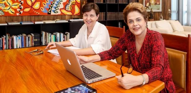 Ex-ministra Tereza Campello e Dilma Rousseff comentaram o Bolsa Família no Facebook - Facebook