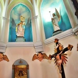 Capela Nossa Senhora do Rosário, em Belo Horizonte