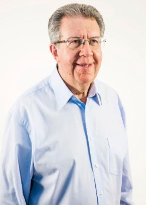 O petista Raul Pont, ex-prefeito e ex-vice-prefeito de Porto Alegre