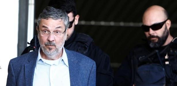 Antonio Palocci está preso desde setembro em Curitiba