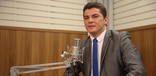 O secretário nacional de Juventude, Francisco de Assis Costa Filho