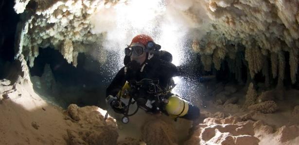Xisco Gràcia viveu, na ilha espanhola de Maiorca, o que ele descreve como o pior pesadelo para um mergulhador