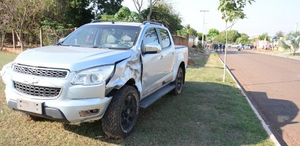 Motorista perdeu controle de carro e atropelou fatalmente a estudante Giselle Almeida