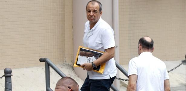 Sérgio Cabral (MDB), ex-governador do Rio de Janeiro, é réu em 22 ações penais da Lava Jato