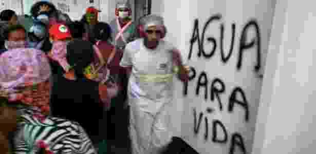 Membros do MST ocupam fábrica da Nestlé em Minas - MST/Divulgação