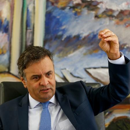 Aécio Neves (PSDB-MG), senador e deputado eleito - Pedro Ladeira/Folhapress