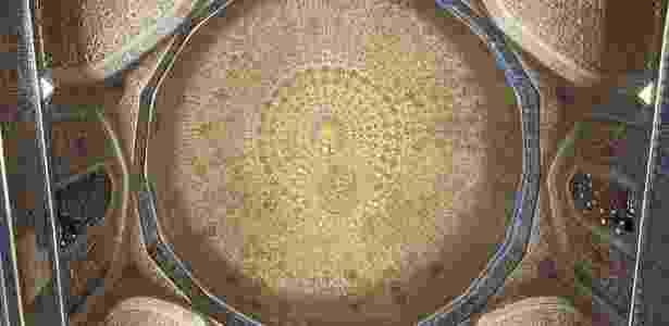 Mausoléu do imperador Tamerlão: país recebe cerca de 2 milhões de turistas estrangeiros por ano - BBC - BBC