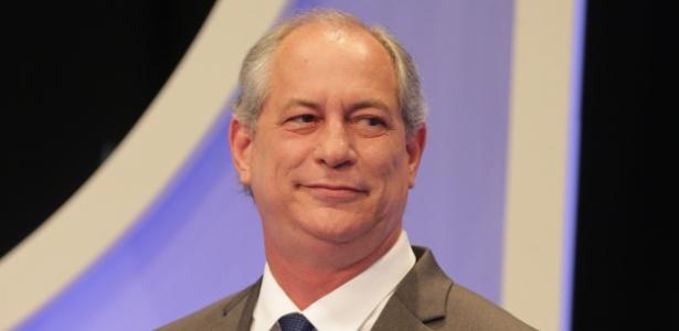 Ciro Gomes participa de debate entre presidenciáveis na quarta