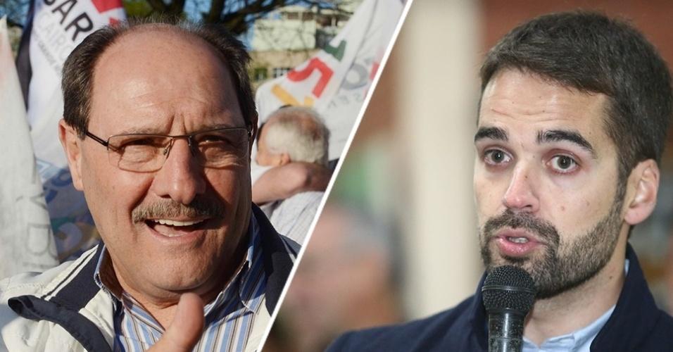 RS - Eduardo Leite e José Ivo Satr