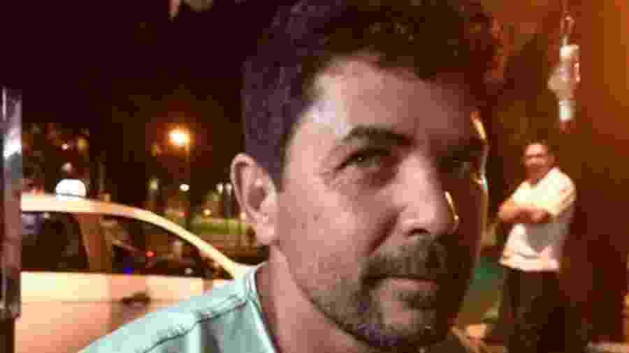 25.jan.2019 - Ajudante geral Antônio França de Jesus foi resgatado após rompimento de barragem de rejeitos em Brumadinho (MG) - Fernanda Odilla/BBC