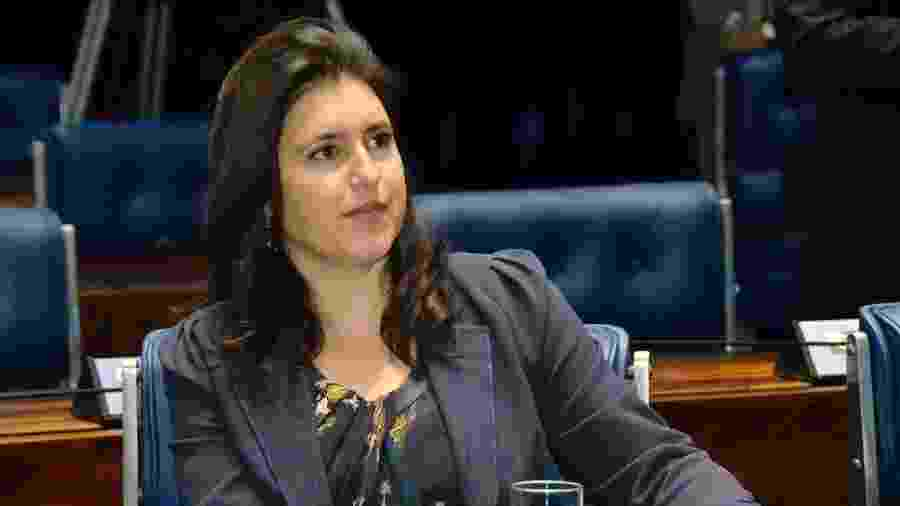 Informação foi dada pela senadora Simone Tebet (MDB-MS), presidente da Comissão de Constituição e Justiça (CCJ) - Waldemir Barreto - 3.fev.2015/Agência Senado