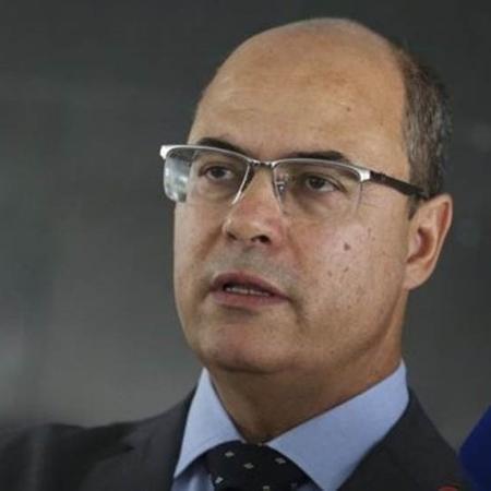 """Wilson Witzel (PSC) defende a """"contundência"""" contra o crime organizado no Rio de Janeiro - Antonio Cruz/Agência Brasil"""