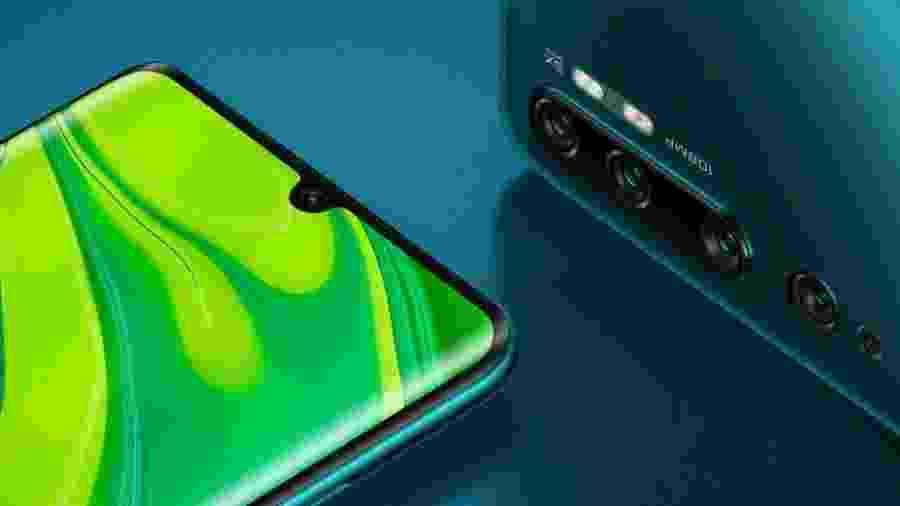 Celulares da Xiaomi contarão com sistema de detecção de terremotos - Divulgação