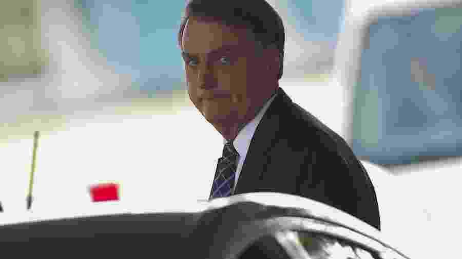 Presidente Jair  Bolsonaro falou em confinar ambientalistas na Amazônia -