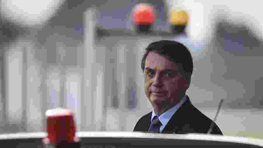 Reunião de presidente com vários de seus ministros em 22 de abril no Planalto está no centro de investigações motivadas por acusações de Sergio Moro - André Borges/EPA