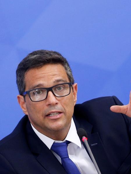 Presidente do Banco Central, Roberto Campos Neto, em Brasília -