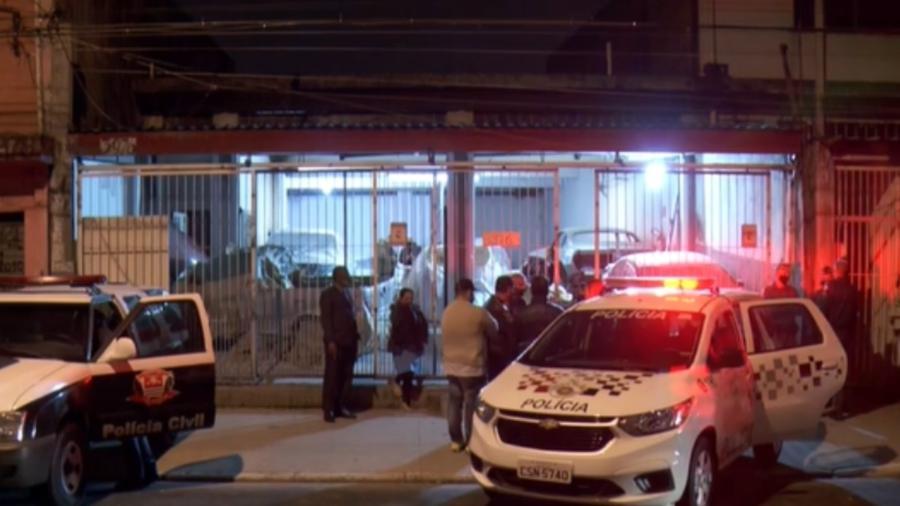 Chacina em junho deixou quatro mortos na zona leste de São Paulo  - Reprodução/TV Globo