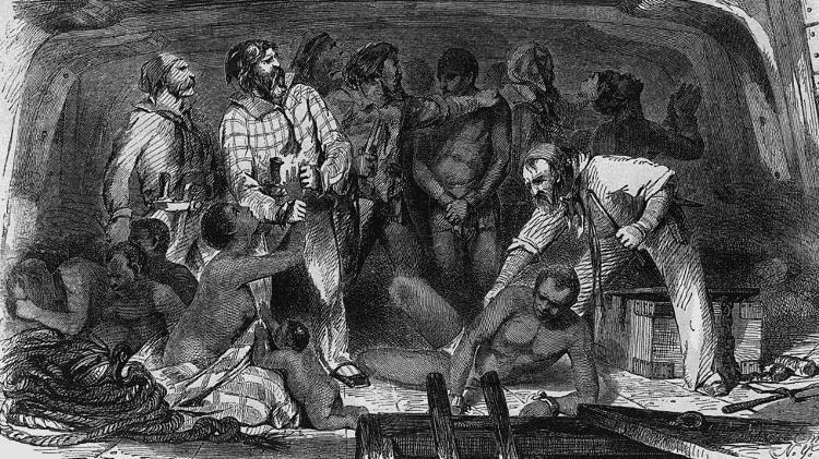 A escravidão durou mais de dois séculos nos Estados Unidos - Getty Images - Getty Images