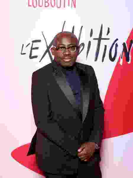 Edward Enninful - Victor Boyko/Getty Images For Christian Loubo