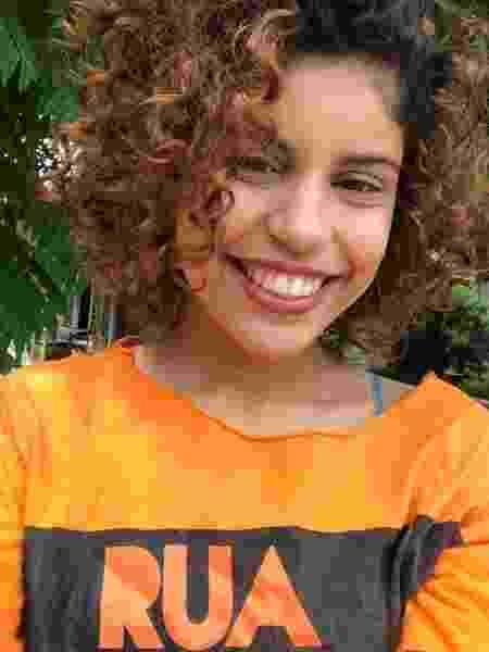Ana Clara, estudante de direito na Uespi - Arquivo pessoal - Arquivo pessoal