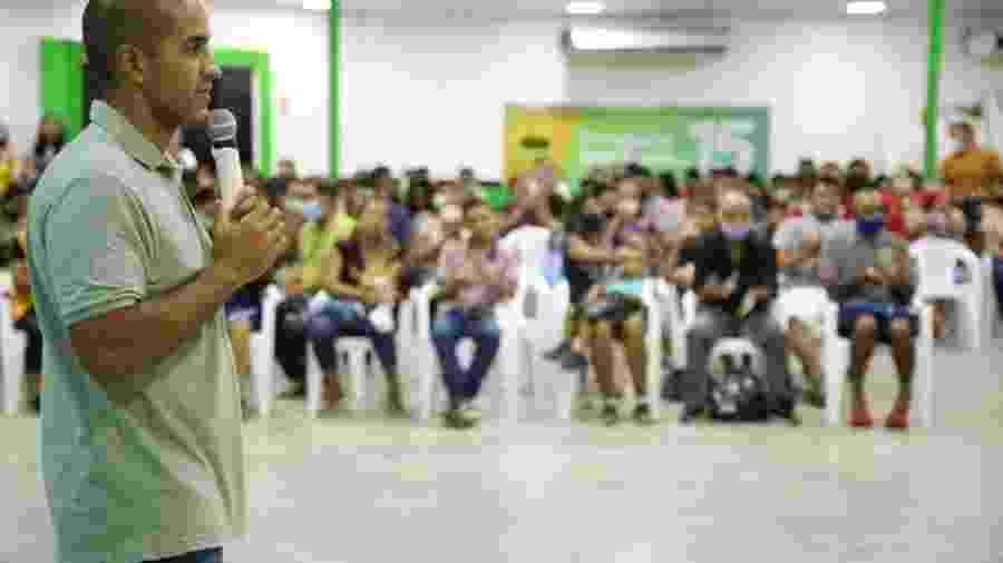 Arthur Henrique é candidato a prefeito pelo MDB - Divulgação