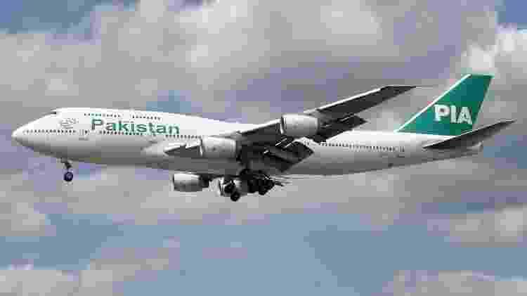 747-300 teve como principal mudança o aumento do segundo andar - Creative Commons - Creative Commons