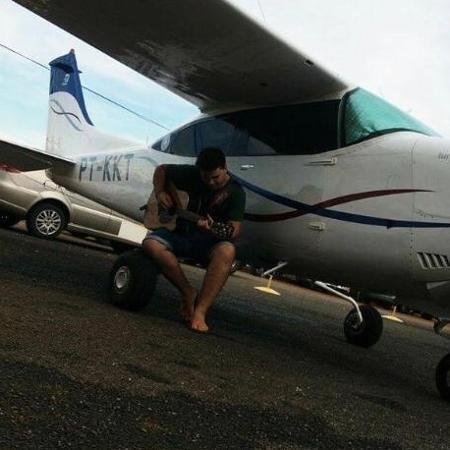 Matheus Soliman ia de São Luís (MA) a Machadinho do Oeste (RO) em 4 de outubro; ele foi resgatado após chegar a uma fazenda em Colniza (MT) - Divulgação