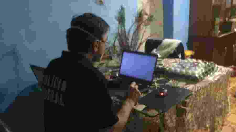 Força-tarefa da Polícia Federal e Civil deflagra Operação Black Dolphin - Divulgação/Polícia Federal