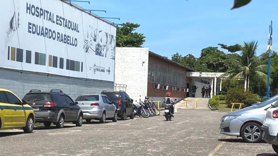 Hospitais do Rio de Janeiro estão com dificuldades para abrir novos leitos - Herculano Barreto Filho/UOL
