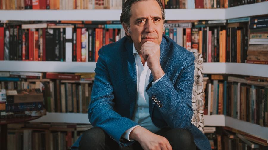 Historiador Marco Antonio Villa é autor de mais de 30 livros - Divulgação