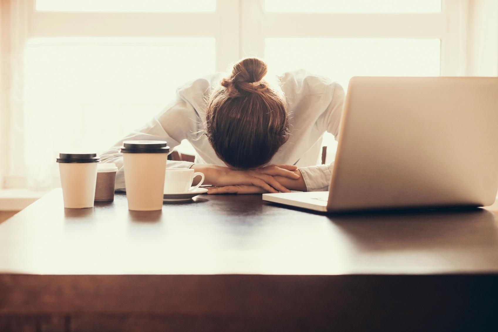 o estresse faz todo o seu corpo doer