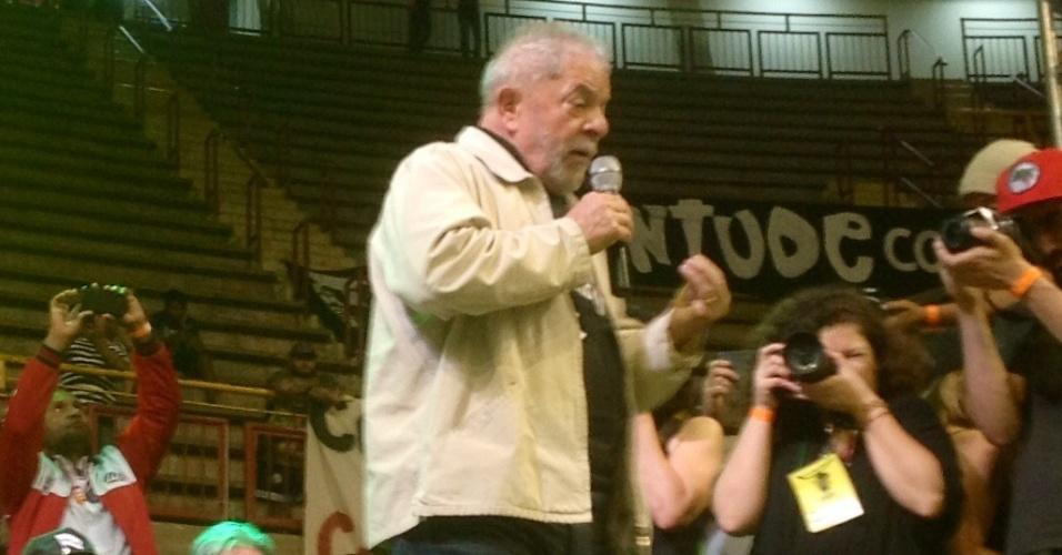 Lula no Mineirinho