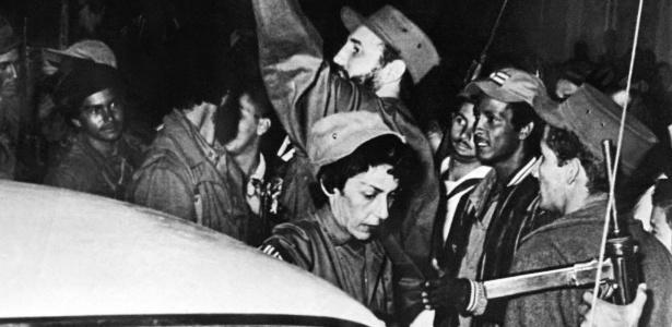Célia Sanchez a mulher mais associada a vida de Fidel