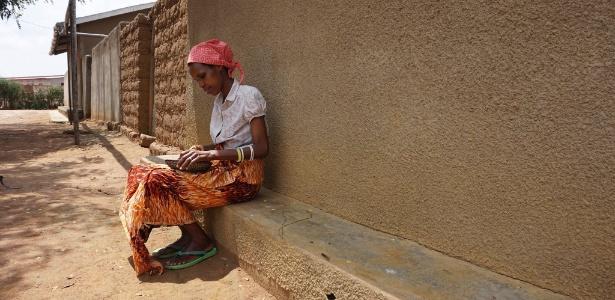 Jacqueline Mukamana perdeu mais de doze parentes durante o genocídio