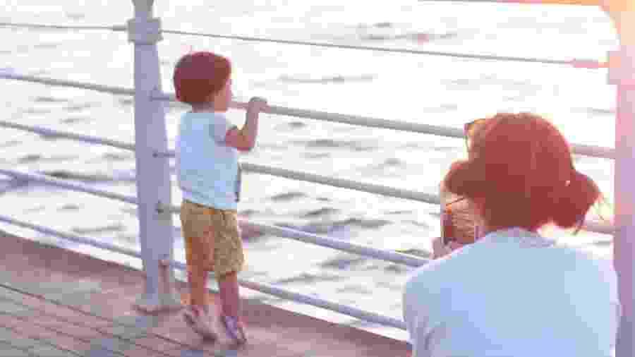 Tirar fotos de crianças requer alguns cuidados - Getty Images/iStockphoto