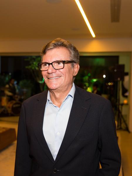O empresário Sebastião Bomfim Filho, presidente da rede de lojas Centauro - Marcus Leoni/Folhapress