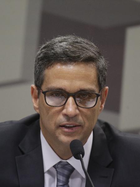 Roberto Campos Neto, presidente do Banco Central - Dida Sampaio/Estadão Conteúdo