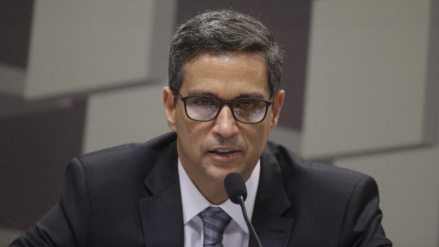 O economista Roberto Campos Neto, presidente do Banco Central - Dida Sampaio/Estadão Conteúdo
