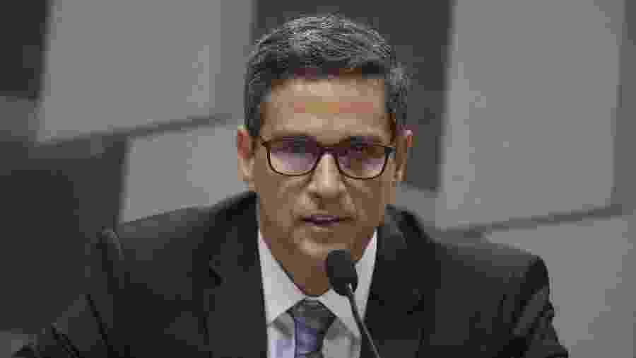 Campos Neto declarou queo BC está monitorando esse processo de valorização do dólar - Dida Sampaio/Estadão Conteúdo