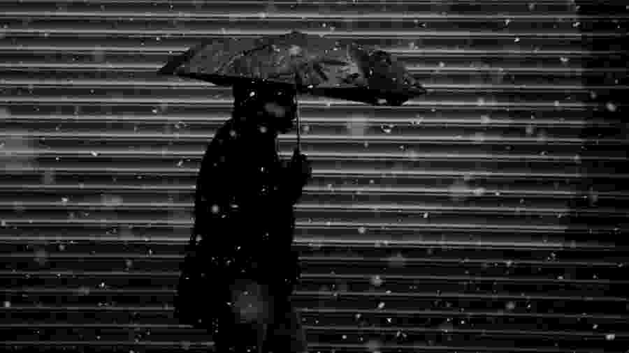 Inverno rigoroso deixa mais de 130 mortos no Paquistão e Afeganistão - Carlo Allegri/Reuters