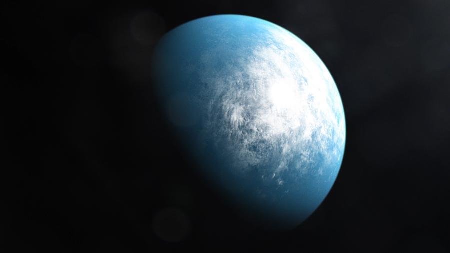"""07.jan.2020 - Nasa descobre outro planeta do tamanho da Terra em zona habitável, chamado """"TOI 700 d"""" - Nasa/AFP"""