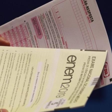 Inep recebeu 172 mil e-mails com queixas de alunos sobre suas notas no Enem; Defensoria Pública da União diz que muitos ficaram sem qualquer resposta - Fabio Rodrigues Pozzebom/Agência Brasil