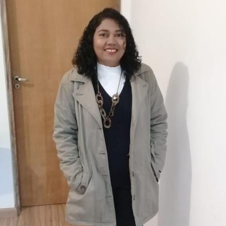Marinalva de Souza, diarista em São Paulo - Arquivo pessoal