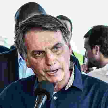 Jair Bolsonaro - Nayra Halm/Fotoarena/Agência O Globo