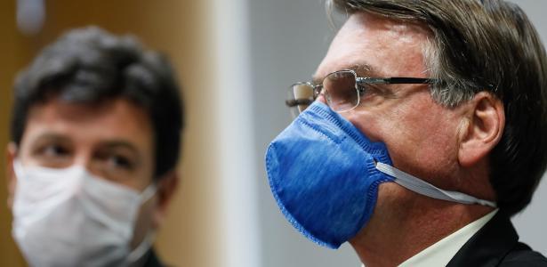 O coronavírus no Brasil | Mandetta a Bolsonaro: 'Estamos prontos para caminhões levando corpos?'