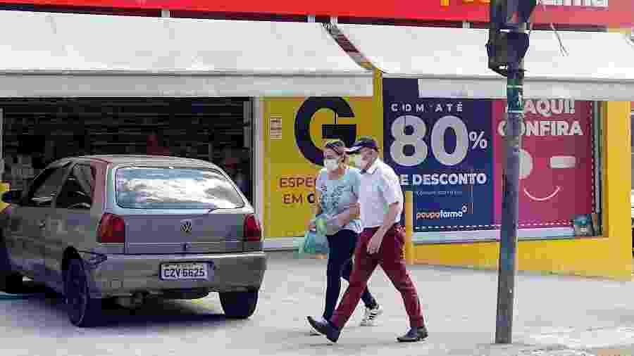 Comércio está restrito em São Paulo desde o início da quarentena em março - Cleber Souza/UOL